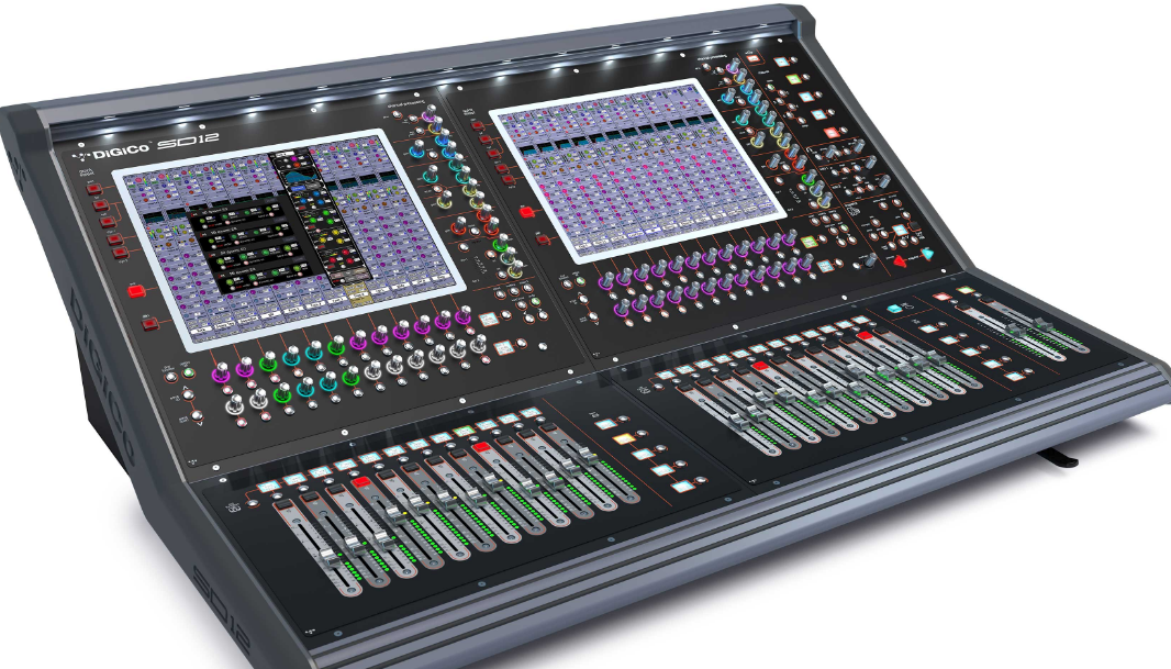 Микшерный пульт DIGICO SD 12
